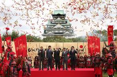 USJ 大阪城でスペクタクル・ライブショー『戦国・ザ・リアル at 大坂城』開催|イベント・おでかけ|ローチケHMVニュースではコンサート、スポーツ、ホビー等、エンタメニュース・レポートを独自の目線でお届けします。