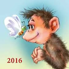 Картинки по запросу год обезьяны
