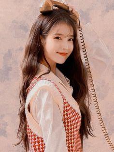 韩都衣舍 Korean Actresses, Korean Actors, Korean Star, Korean Girl, Iu Fashion, Korean Fashion, Iu Hair, Emo Anime Girl, Chica Cool
