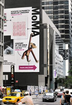 MoMA Starts here - The Department of Advertising and Graphic Design