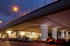 highway underpass park