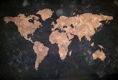 Resultado de imagen para watercolor world map desktop wallpaper world map wall tapestry bleached black atlas by bumsteerstudios gumiabroncs Image collections