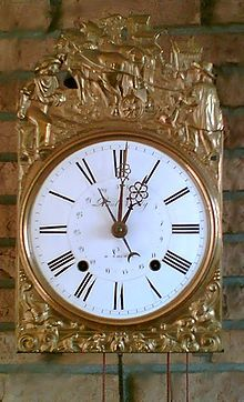 L' histoire de l'horlogerie à Besançon commence significativement à partir de la fin du , lorsque des horlogers suisses installèrent dans la capitale comtoise les premiers ateliers. Puis petit ... bonsoir, comme promis, voici la suite et la fin(provisoire?)...