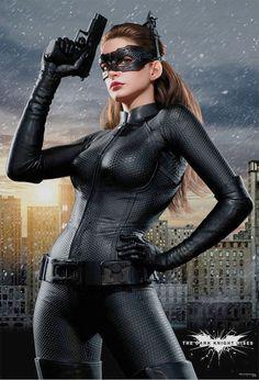 Anne Hathaway - 'The Dark Knight Rises'