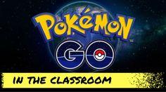 Using Pokemon Go in Any Classroom as an Anchor Activity ~ Artful Artsy Amy