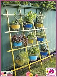 Image result for garden walls to cover ugly fencing