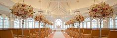 Get married in Disney's Wedding Pavillion
