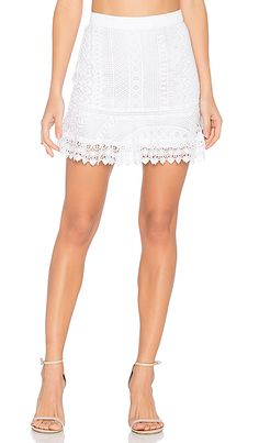 Shop for BB Dakota Vera Skirt in Optic White at REVOLVE. Free 2-3 day shipping and returns, 30 day price match guarantee.