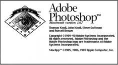 Adobe Photoshop: How Two Brothers Created the World's Most Powerful Software - creativeLIVE Blog