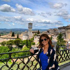 Em Assis na Itália...emocionante