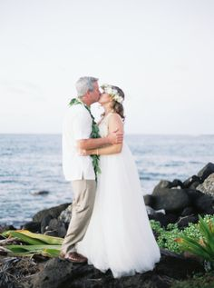 A sentimental Waimea Valley wedding on Oahu Island in Hawaii. Beautiful bride Michelle was expecting at this time and her ethereal tulle gown looked perfect Waimea Valley, Tulle Gown, Hawaii Wedding, Oahu, Beautiful Bride, Ethereal, Wedding Venues, Alice, Wedding Photography