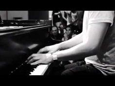 Nils Frahm - Said And Done live (HD audio)