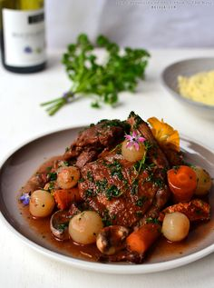 In this post, we attempt the French classic of Coq Au Vin. With a slight twist to the mix, this version of Coq Au Vin will have you begging for more :)