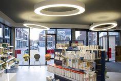 QC lightfactory | aureool | led pendelarmatuur
