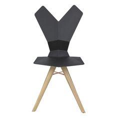 Mobiliário Contemporâneo Internacional Móvel: Y Chair Designer(s): Tom Dixon Características: praticidade; simplicidade e funcionalidade; linhas retas.