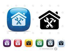 Home Fix Icon Set