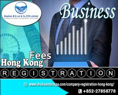 Register your business at most accessible #businessregistrationfees from Stephen M.S Lai & Co CPA Limited in #HongKong.