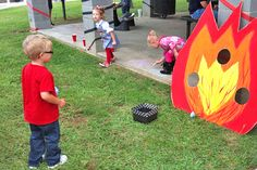 How to host a Fireman Party: Game Ideas | Mum's Grapevine