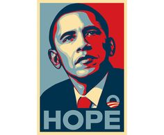 OBAMA HOPE Shepard Fairey is an extremely successful and influential artist. His work appears in world's top art museums: The National Portrait Gallery (US), The Victoria & Albert Museum (UK), and MoMA (US), just to name a few. He's the creator of the famous Barack Obama 'Hope' poster, considered to be one of the most iconic images of the 2008 US Presidential Election Campaign. You have almost certainly seen his work…but not at a museum. Shepard Fairey is a street artist and his work is…