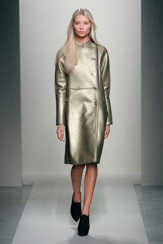 Bottega Veneta Pre-Fall 2012 - Collection - Gallery - Look 1 - Style.com
