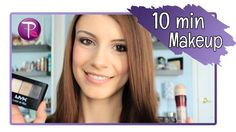 10 Minute Back to School Makeup - yunging19