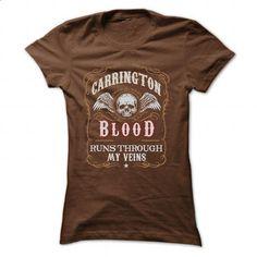 CARRINGTON - #mens shirt #hipster sweater. BUY NOW => https://www.sunfrog.com/Names/CARRINGTON-Brown-51062270-Ladies.html?68278