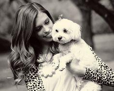 senior-portrait-with-dog-chic retreat-seattle-park