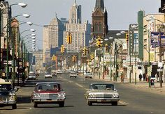 Buffalo, New York 1960s
