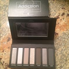 Younique eyeshadow pallet NWT  Beautiful Younique Moonstruck Addiction 2 eyeshadow pallet. NWT   15% off 3 or more items! Younique Makeup Eyeshadow