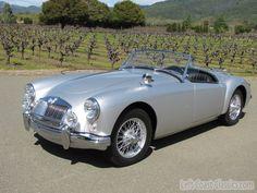 1959 MGA 1500 Roadster