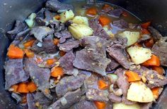 It may not look pretty, but Oscar loves this Beef Liver Dog Stew recipe. Chock-full of good stuff and easy to make.