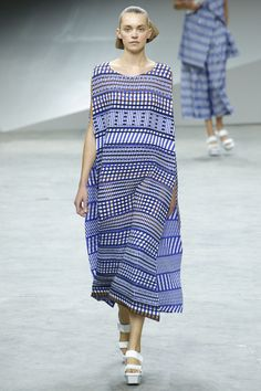 Issey Miyake Spring/Summer 2017 Ready-To-Wear Collection