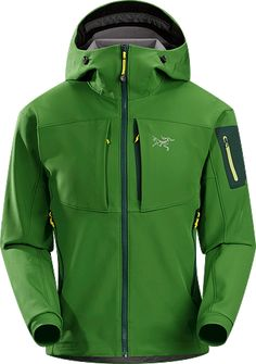 Perfect for recent mountain and coastal adventures! Gamma MX Hoody Men's Breathable, wind-resistant, lightly insulated hooded jacket constructed with Fortius 2.0 textile for increased comfort and mobility. $350