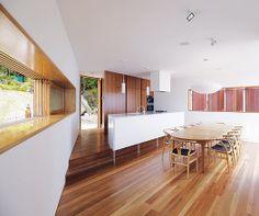 Whale Beach House: Neeson Murcutt Architects.