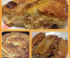 Receita de Torta seca de banana - Show de Receitas