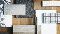 Every once in a while my #designerlife makes its way onto my Instagram. Completely  over this cool earthy palette from @wtrwrks today.  #design #interiordesign #stone #tiledesign #architecture #hks #modern #prettiestpalette #lifeofdesign #wtrwrks by jnmads