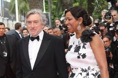 Silver screen icon Robert De Niro is a dad again! Robert, and his wife Grace Hightower confirmed that they have welcomed a baby girl. Helen Grace was b Hollywood Fashion, Hollywood Style, Clint Walker, Screen Icon, Mixed Couples, Grey Hair, Celebs, Celebrities, Celebrity Couples