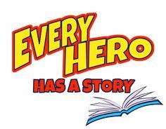 Every Hero Has a Story - Summer Reading Program 2015