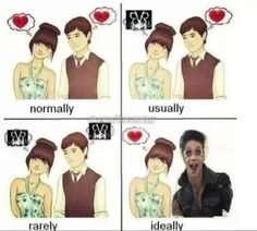Haha I'm one of those people who actually love others besides the lead singer xD