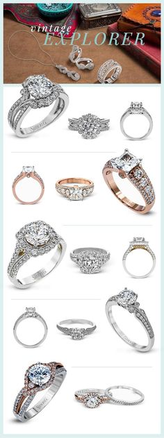 625 Best Engagement Rings Images On Pinterest In 2019 Bridal