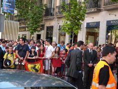 Al mogollón (I de IV)... Serrano y la tienda Ferrari