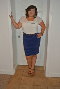 Casual work outfits - great blog for inspiration! Check it out!