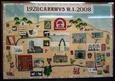 Caerwys WI 1928-2008