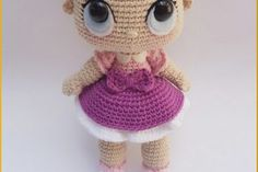 A great pattern that you can learn with both Velvet rope and amigurumi rope. You can visit our website for Amigurumi sleeping companion free pattern and other patterns. Crochet Patterns Amigurumi, Amigurumi Doll, Crochet Dolls, Crochet Hats, Half Double Crochet, Single Crochet, Magic Ring, Flower Hats, Lol Dolls