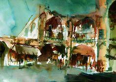-Naghshe Jahan Square  -Esfahan