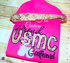 Repin if your a proud USMC Girlfriend! Always faithful Oorah! :)