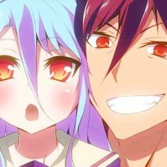 No game no life has the best intro ever, and a very interesting anime, why cant life be like this