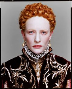 Cate Blanchett, actor, London, November 30, 1997   	Copyright	 	© 2008 The Richard Avedon Foundation