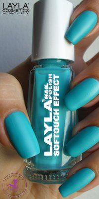 Ninja Polish: Layla - CST-09 Aqua Zen, from the Softouch collection