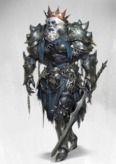 I think this looks like what the Ghost looked like in the play. You can clearly tell that it's a king from the crown. The Ghost in the play wore battle armor as well. The Ghost set in motion the events of the play.